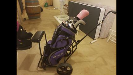 Couger Ladies Golf Set