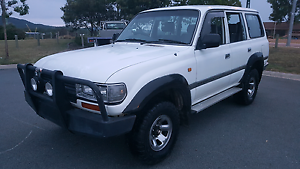 80 Series GXL 1HZ Diesel Toyota Landcruiser Ormeau Gold Coast North Preview