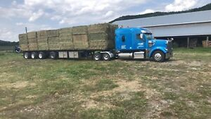 Big square bales for sale