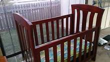 Love & Care Cot/toddler bed with drawer Arana Hills Brisbane North West Preview