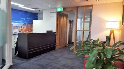 Small Office Rent near Brisbane CBD (1ST MONTH 50% OFF)