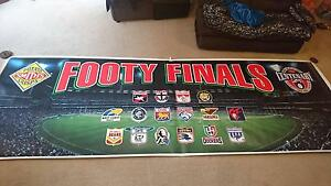 AFL CENTENARY  VINYL BANNER******1996 Whyalla Norrie Whyalla Area Preview