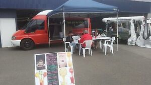 BE YOU OWN BOSS WITH THIS COFFEE / JUICE VAN REDDY TO GO St Albans Brimbank Area Preview