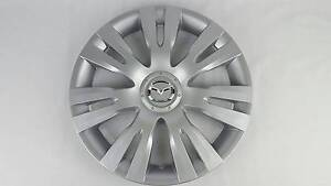 """** PAIR GENUINE MAZDA 15"""" WHEEL COVERS - GREAT CONDITION ** Gordonvale Cairns City Preview"""