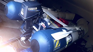 Yamaha 6hp outboard motor Sunnybank Hills Brisbane South West Preview