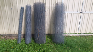 Chicken Wire Rolls - Various Lengths & Sizes Mount Coolum Maroochydore Area Preview