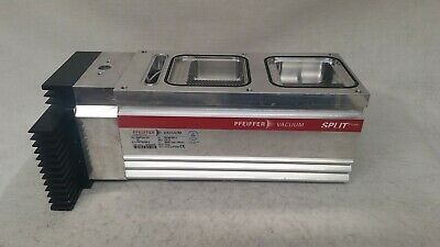 Pfeiffer Vacuum Splitflow 310 3p Pn Pm P03 629 D Turbo Vacuum Pump