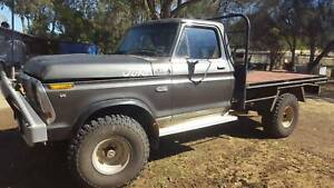 F100 4X4 INJECTED 460