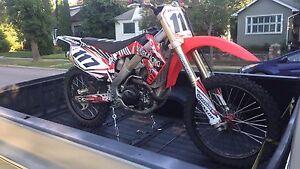 2010 Honda CRF450
