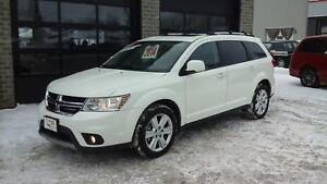 2014 Dodge Journey SXT LTD,7 PASSAGERS