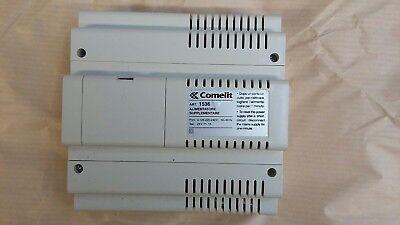 comelit cctv art 1536 power supply