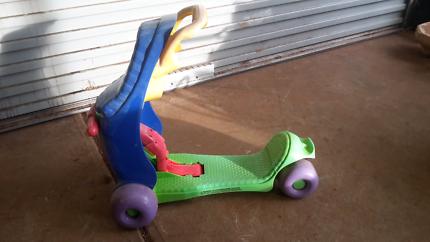 Kids trike/scooter