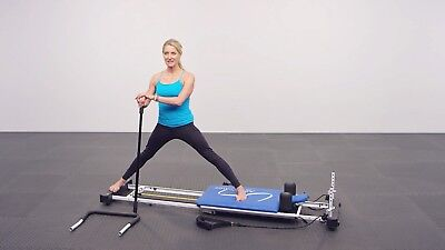 "AeroPilates 36"" Pole to Build on your Reformer workout-   55-0013"
