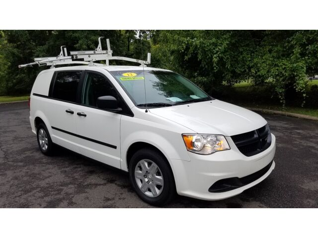2012 dodge ram grand caravan c v cargo van fwd 1owner clean used ram other for sale. Black Bedroom Furniture Sets. Home Design Ideas