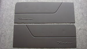 Custom Door Panels 1964 Ford Falcon Ranchero
