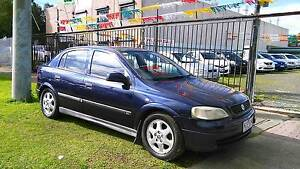 2001 Holden Astra Hatchback Braybrook Maribyrnong Area Preview