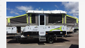 Jayco Eagle Outback Camper