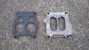 Holley carburettor spacer plates Whitebridge Lake Macquarie Area Preview