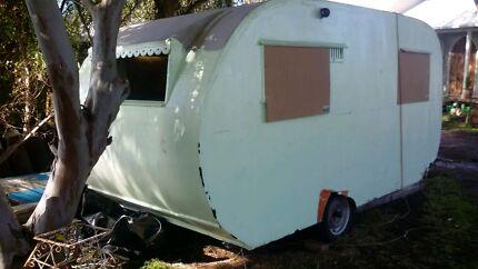 1958 caravan  Port Fairy Moyne Area Preview