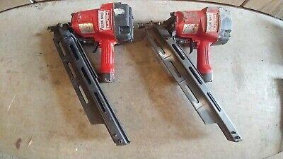 Qty 1 Hilti Framing Nail Gun Chn 9033