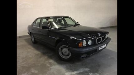 Wanted: Wanted - BMW E34 540i manual