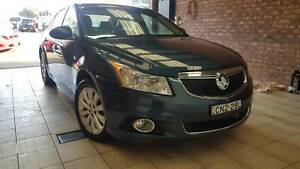 2013 Holden Cruze JH Series II MY13 CDX 6 Speed Sports Automatic Sedan Belmore Canterbury Area Preview