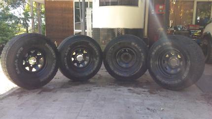 285 75 16 Mickey Thompson ATZ's Tyres