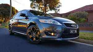FORD MONEDO TITANIUM Fawkner Moreland Area Preview