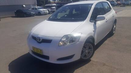 TOYOTA COROLLA 2007 MANUAL Berkeley Vale Wyong Area Preview