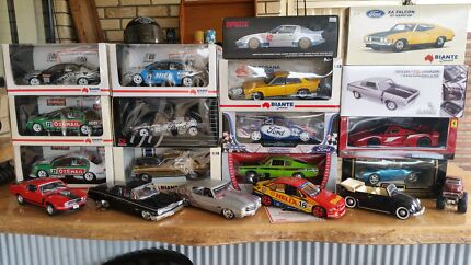New and displayed 1:18 scale cars from $45 to $280 Browns Plains Logan Area Preview
