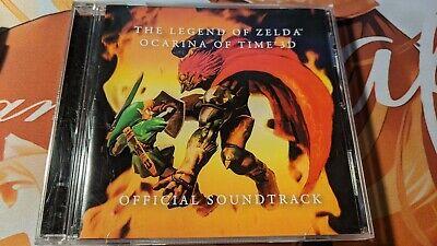 Legend of Zelda Ocarina of Time Soundtrack (Nintendo (Legend Of Zelda Ocarina Of Time Soundtrack)