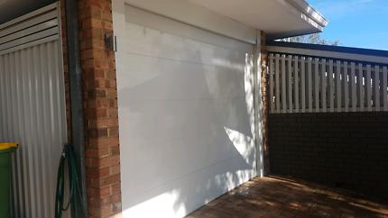 Garage door single remote