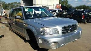 WRECKING 2003 SUBARU FORESTER WAGON - STOCK #MB1050 Sherwood Brisbane South West Preview