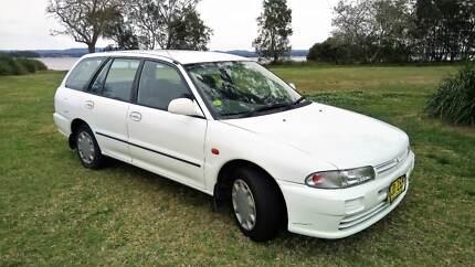 Mitsubishi Lancer Wagon GLXi 2003