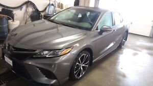 2018 Toyota Camry Lease Transfer (Employee price)