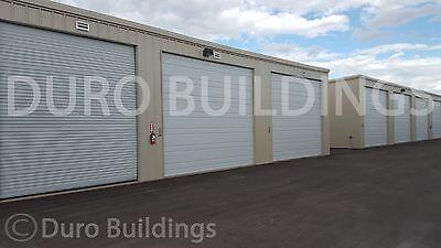 Duro Steel Prefab Boat Rv Storage Units 40x150x16 Metal Building Kits Direct