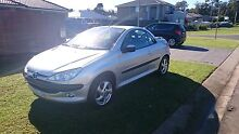 Peugeot 206 CC Convertible (2002) South Nowra Nowra-Bomaderry Preview