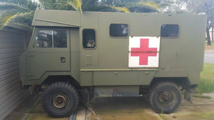 101 forward control british army ambulance 4x4 Armadale Armadale Area Preview