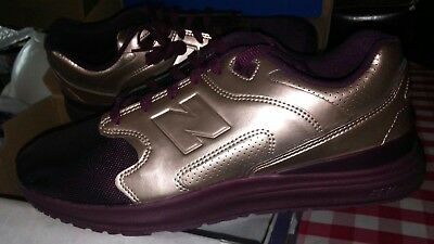 New Balance Rev Lite 1550 Metallic/Purple Athletic Men's Shoes SIZE 10.5 D NIB