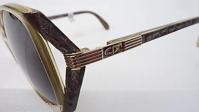 CD Size XL Ladies Dark Sunglasses 70er True Vintage New Christian Dior Size M