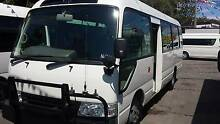 toyota coaster bus 2007 Southport Gold Coast City Preview