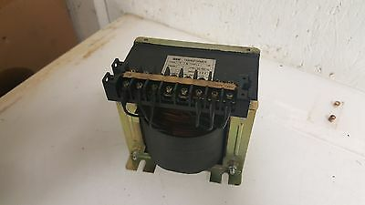 Gomi Electric Transformer, Type# T-1B, Cap 500 VA, 1 Ph, Used, WARRANTY