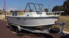 19ft Aluminium Star - 2009 Yamaha Saltwater Series Gwelup Stirling Area Preview