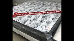 """NEW King Size 76""""""""x78"""", 14"""" Thick Euro-top Mattress Only$700"""