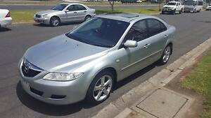 2004 Mazda 6 Luxury Automatic Hatchback Traralgon Latrobe Valley Preview
