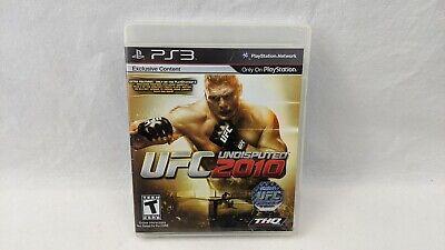 Usado, UFC Undisputed 2010 PS3 Video Game comprar usado  Enviando para Brazil