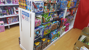 Retail store shop gondola shelving double sided Liverpool Liverpool Area Preview
