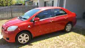 2008 Toyota Yaris Sedan Kelso Townsville Surrounds Preview