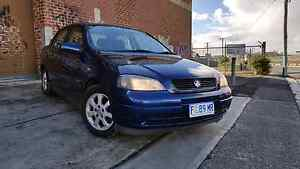 2003 Holden Astra - Automatic, Low Km's, Long Rego, Full service Moonah Glenorchy Area Preview