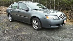 2007 Saturn ion, Brand new MVI